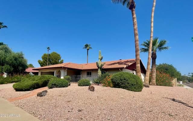 8512 E Via De La Escuela, Scottsdale, AZ 85258 (MLS #6296218) :: Jonny West Real Estate
