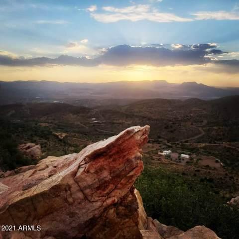 Lot 93A Black Peak Rd Copper Canyon Road, Globe, AZ 85501 (MLS #6296223) :: Executive Realty Advisors