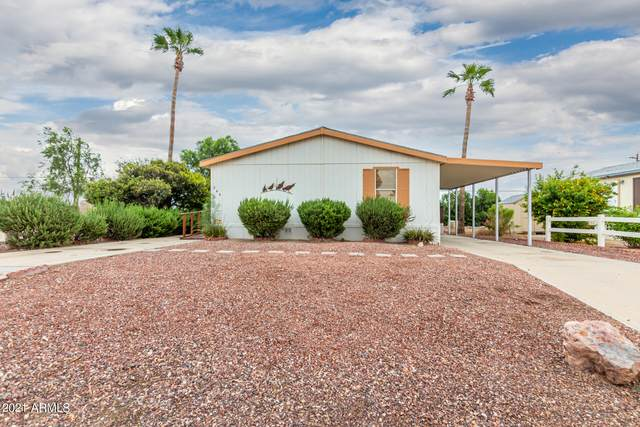 2000 S Apache Road #244, Buckeye, AZ 85326 (MLS #6296226) :: The Riddle Group