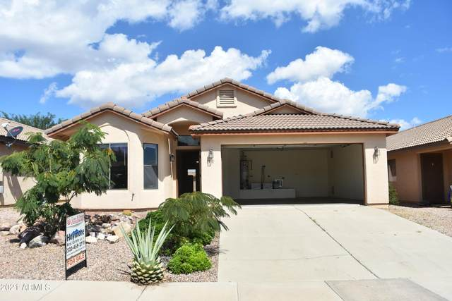 1591 Silverado Drive, Sierra Vista, AZ 85635 (MLS #6296235) :: Selling AZ Homes Team