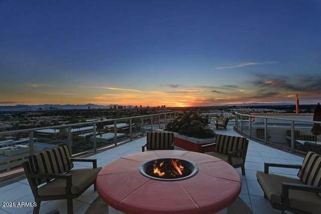 2211 E Camelback Road #1201, Phoenix, AZ 85016 (MLS #6296237) :: Devor Real Estate Associates