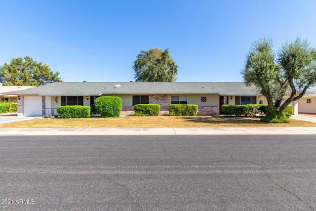 10450 W Campana Drive, Sun City, AZ 85351 (MLS #6296242) :: Devor Real Estate Associates