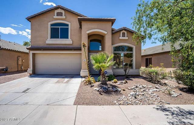 7804 S 48TH Drive, Laveen, AZ 85339 (MLS #6296263) :: West USA Realty