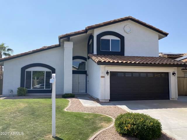 15434 N 55TH Street, Scottsdale, AZ 85254 (MLS #6296268) :: Jonny West Real Estate