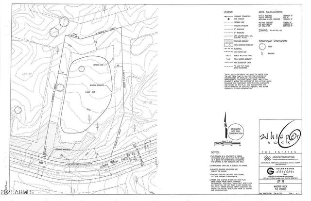 7352 E Lower Wash Pass, Scottsdale, AZ 85266 (MLS #6296279) :: The Copa Team | The Maricopa Real Estate Company