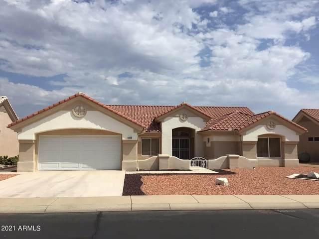 15918 W Sentinel Drive, Sun City West, AZ 85375 (MLS #6296283) :: Jonny West Real Estate