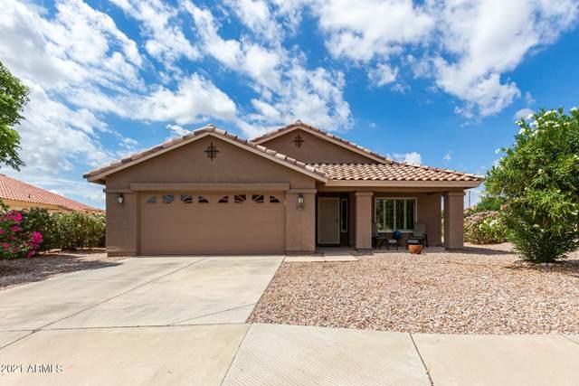 652 S 231ST Drive, Buckeye, AZ 85326 (MLS #6296286) :: neXGen Real Estate