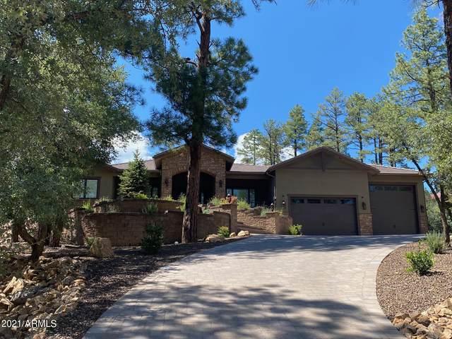 1345 W Copper Canyon Drive, Prescott, AZ 86303 (MLS #6296295) :: Yost Realty Group at RE/MAX Casa Grande