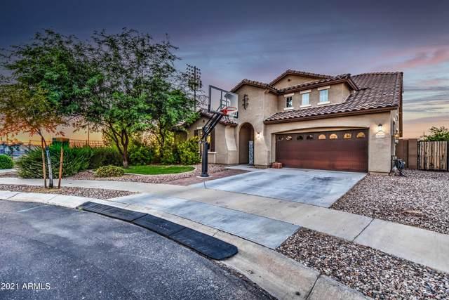 22226 E Stone Crest Court, Queen Creek, AZ 85142 (MLS #6296300) :: Executive Realty Advisors