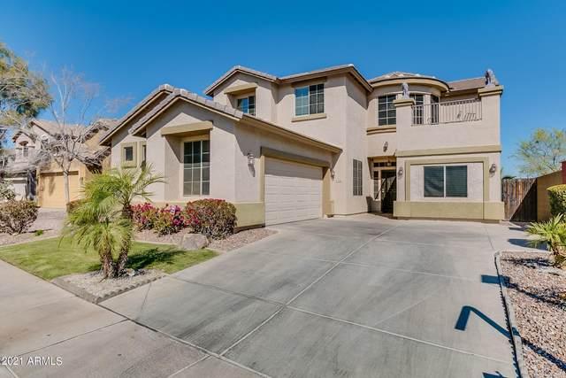 5758 W T Ryan Lane, Laveen, AZ 85339 (MLS #6296306) :: Yost Realty Group at RE/MAX Casa Grande