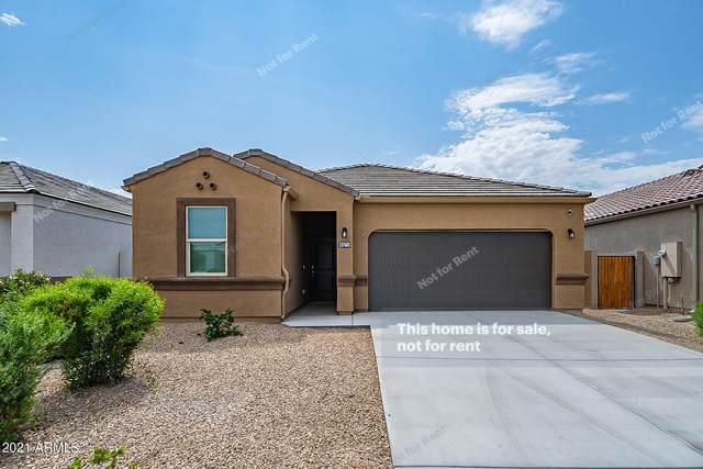 37685 W Amalfi Avenue, Maricopa, AZ 85138 (MLS #6296307) :: Selling AZ Homes Team