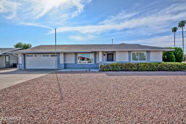 15626 N Boswell Boulevard, Sun City, AZ 85351 (MLS #6296312) :: Devor Real Estate Associates