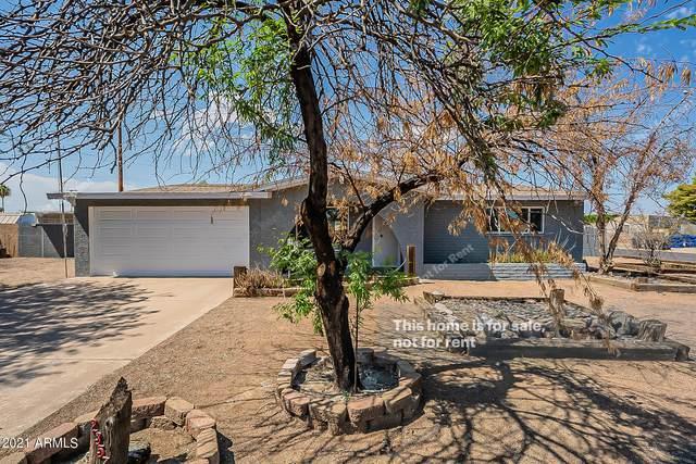 2357 W El Moro Circle, Mesa, AZ 85202 (MLS #6296343) :: Zolin Group