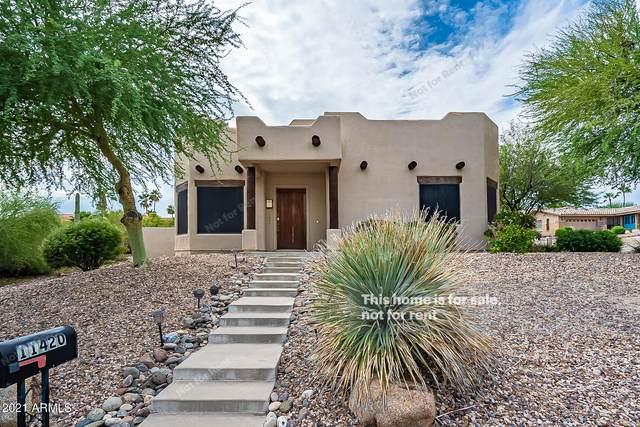 11420 N Pinto Drive, Fountain Hills, AZ 85268 (MLS #6296345) :: Elite Home Advisors