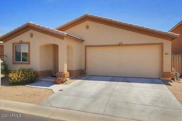 900 W Broadway Avenue #51, Apache Junction, AZ 85120 (MLS #6296364) :: Devor Real Estate Associates