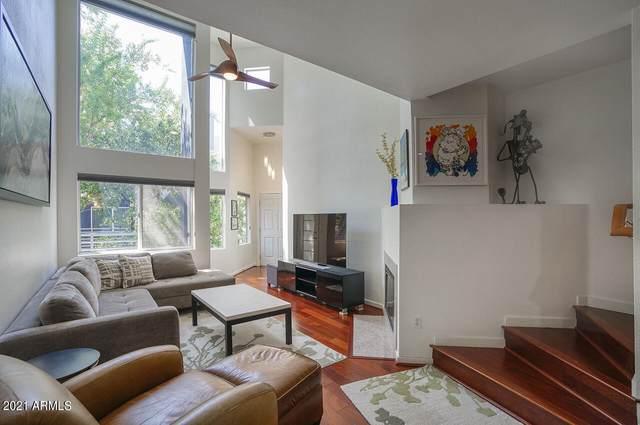 3633 N 3RD Avenue #2072, Phoenix, AZ 85013 (MLS #6296377) :: The Daniel Montez Real Estate Group