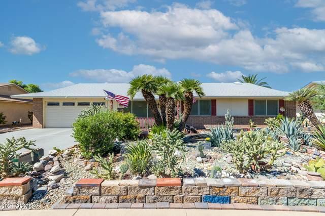 19826 N Turquoise Hills Drive, Sun City, AZ 85373 (MLS #6296379) :: Devor Real Estate Associates