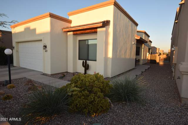 637 S Clubhouse Lane, Sierra Vista, AZ 85635 (MLS #6296380) :: Selling AZ Homes Team