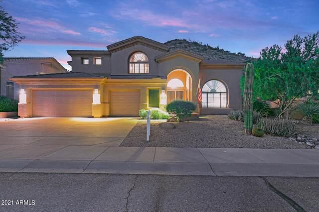 10723 N 140TH Way, Scottsdale, AZ 85259 (#6296381) :: Long Realty Company