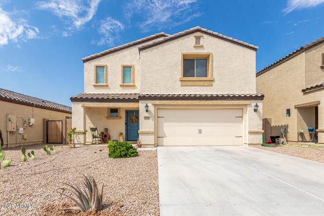 30448 N Juniper Drive, Florence, AZ 85132 (MLS #6296382) :: Devor Real Estate Associates