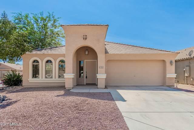 42763 W Venture Road, Maricopa, AZ 85138 (MLS #6296389) :: Executive Realty Advisors