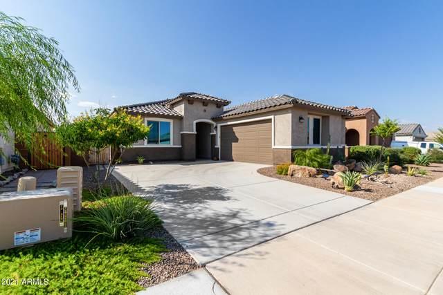 21330 N 260TH Lane, Buckeye, AZ 85396 (MLS #6296391) :: Yost Realty Group at RE/MAX Casa Grande
