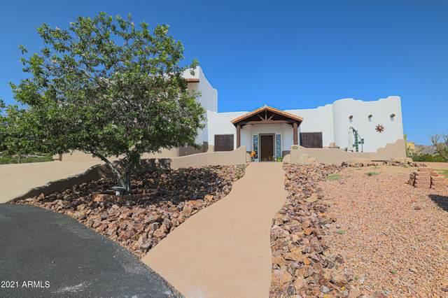 3333 N 87TH Street, Mesa, AZ 85207 (MLS #6296397) :: Devor Real Estate Associates