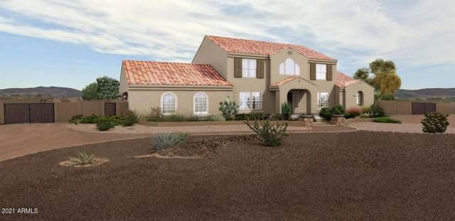 17680 W Arica Road, Casa Grande, AZ 85193 (MLS #6296399) :: Executive Realty Advisors