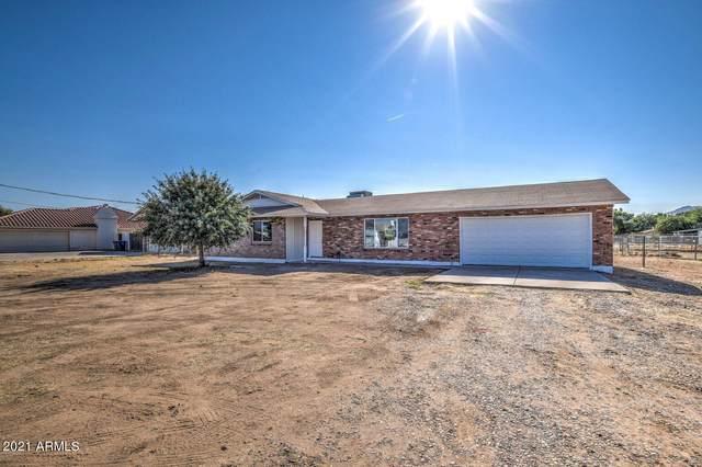 18551 E Via De Palmas, Queen Creek, AZ 85142 (MLS #6296405) :: Yost Realty Group at RE/MAX Casa Grande