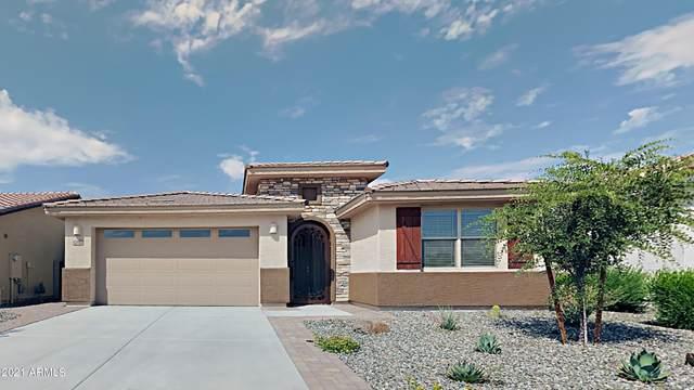 12492 E Crystal Forest Forest, Gold Canyon, AZ 85118 (MLS #6296419) :: Devor Real Estate Associates
