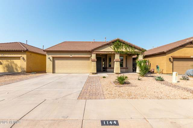 1144 W Desert Glen Drive, San Tan Valley, AZ 85143 (MLS #6296424) :: Klaus Team Real Estate Solutions