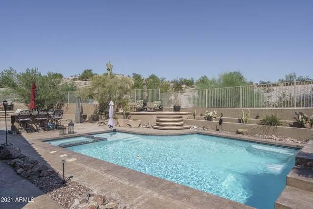 18674 W Mcneil Street, Goodyear, AZ 85338 (MLS #6296428) :: The Copa Team | The Maricopa Real Estate Company