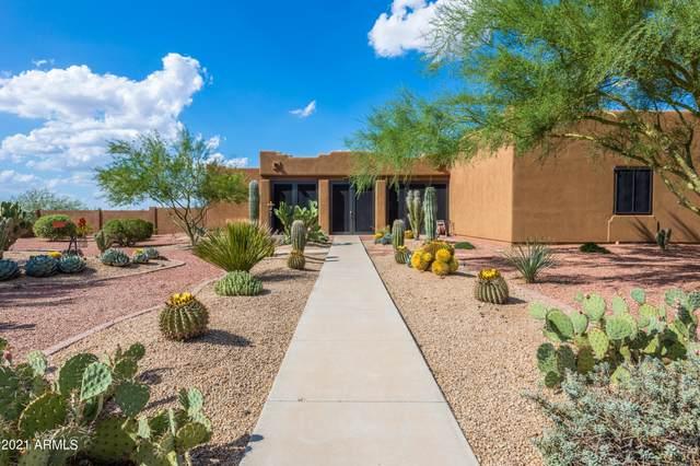 24148 W Jomax Road, Wittmann, AZ 85361 (MLS #6296434) :: Yost Realty Group at RE/MAX Casa Grande