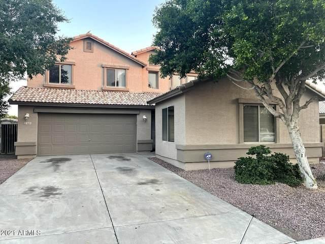 8109 W Gibson Lane, Phoenix, AZ 85043 (MLS #6296437) :: Executive Realty Advisors