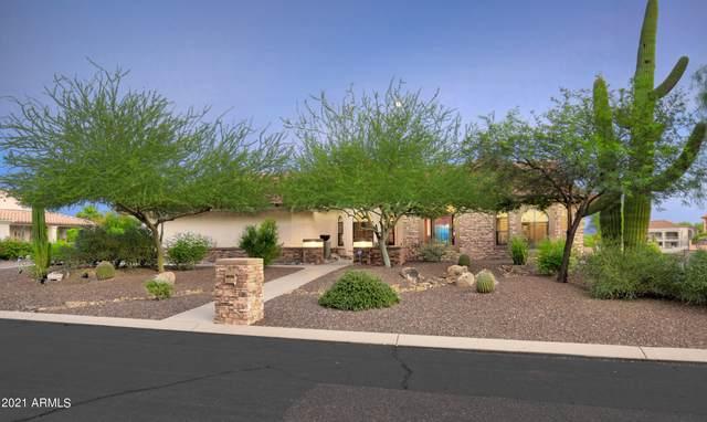 15857 E Ponderosa Drive, Fountain Hills, AZ 85268 (MLS #6296483) :: The Laughton Team