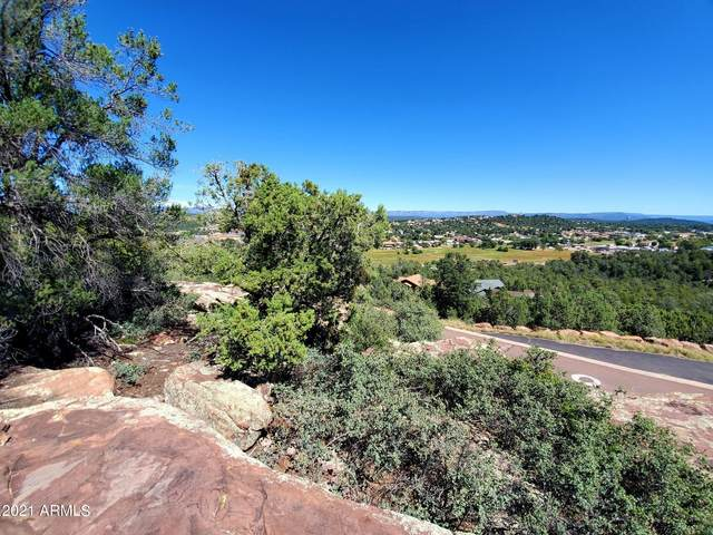 902 W Skyline Circle, Payson, AZ 85541 (MLS #6296489) :: Devor Real Estate Associates