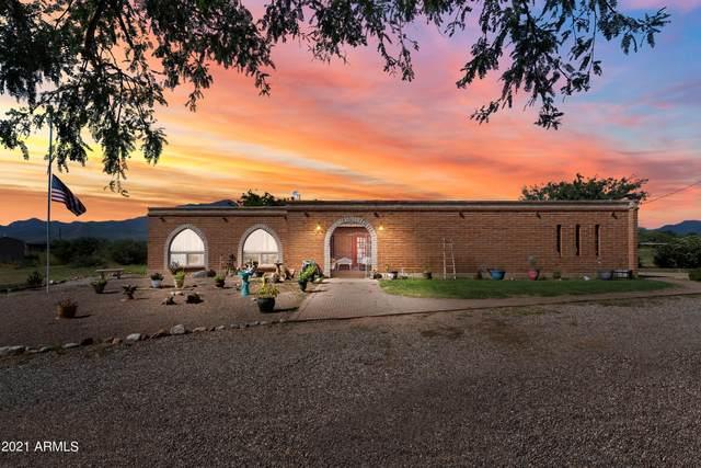6132 S Calle De La Rosa Road, Hereford, AZ 85615 (MLS #6296492) :: Selling AZ Homes Team