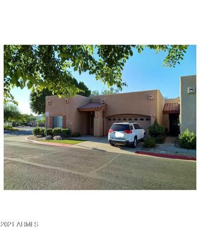 1650 S Crismon Road #89, Mesa, AZ 85209 (MLS #6296493) :: Zolin Group