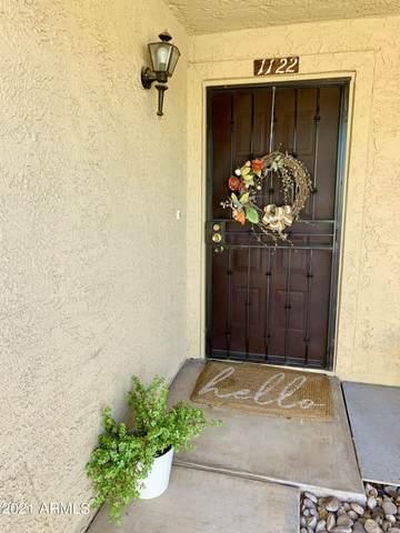 653 W Guadalupe Road #1122, Mesa, AZ 85210 (MLS #6296494) :: Yost Realty Group at RE/MAX Casa Grande