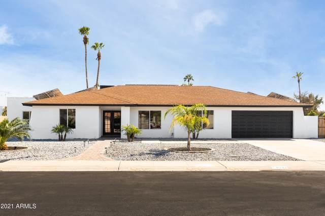 6301 E Redfield Road, Scottsdale, AZ 85254 (MLS #6296495) :: Power Realty Group Model Home Center