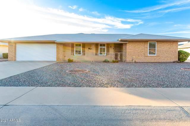 9118 W Long Hills Drive, Sun City, AZ 85351 (MLS #6296498) :: Devor Real Estate Associates