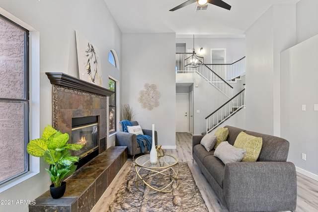 10359 E Davenport Drive, Scottsdale, AZ 85260 (MLS #6296500) :: The Daniel Montez Real Estate Group