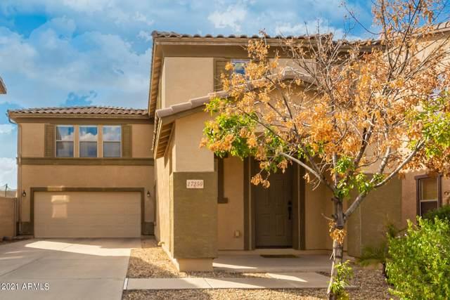 17250 N 185TH Lane, Surprise, AZ 85374 (MLS #6296504) :: Zolin Group