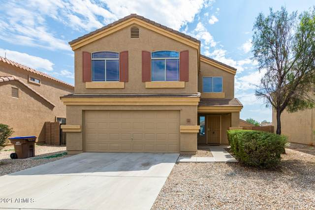 2183 W Pinkley Avenue, Coolidge, AZ 85128 (MLS #6296510) :: Devor Real Estate Associates