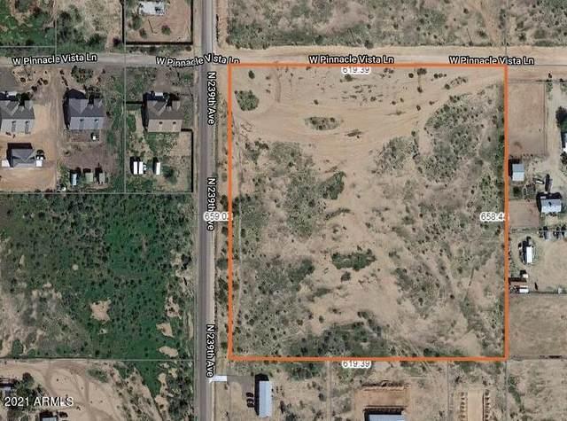27325 aprx N 239th Avenue, Wittmann, AZ 85361 (MLS #6296514) :: Executive Realty Advisors