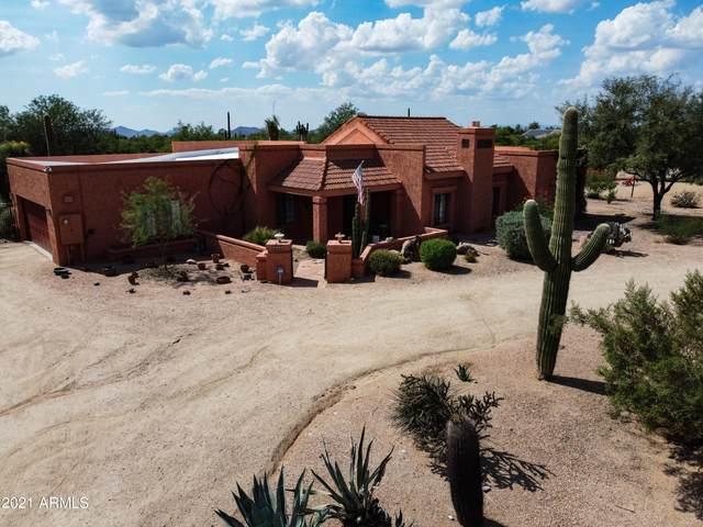 32042 N 52ND Street, Cave Creek, AZ 85331 (MLS #6296528) :: The Dobbins Team