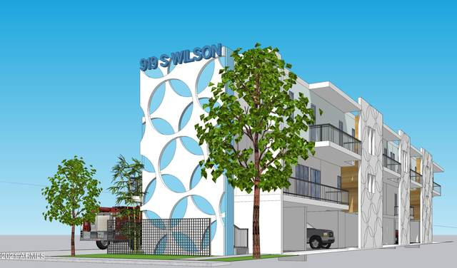 919 S Wilson Street, Tempe, AZ 85281 (MLS #6296541) :: The Daniel Montez Real Estate Group
