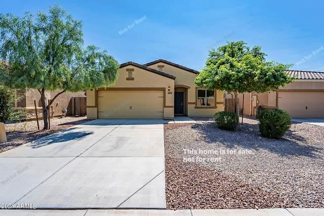 38233 W Vera Cruz Drive, Maricopa, AZ 85138 (MLS #6296542) :: Klaus Team Real Estate Solutions