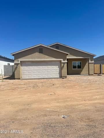 21710 W Roosevelt Avenue, Wittmann, AZ 85361 (MLS #6296554) :: Executive Realty Advisors