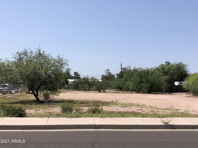 412 N Ironwood Drive, Apache Junction, AZ 85120 (MLS #6296559) :: Devor Real Estate Associates